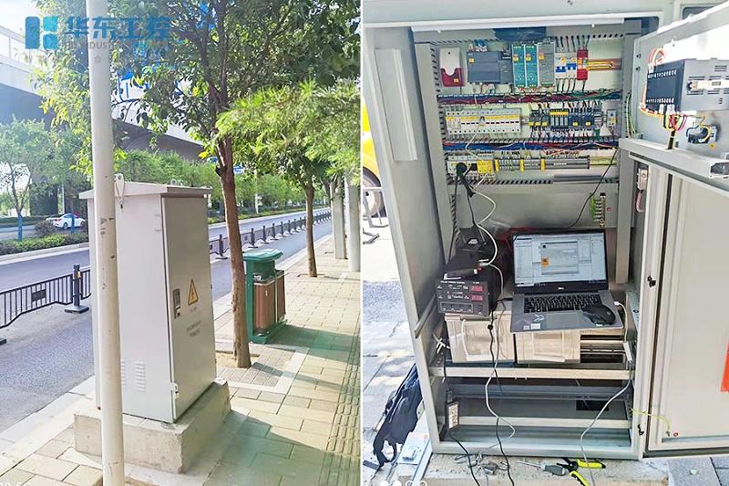 华东工控恒压供水变频柜为用水安全保驾护航