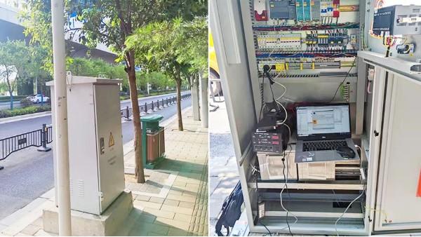 华东工控恒压供水控制柜为用水安全保驾护航