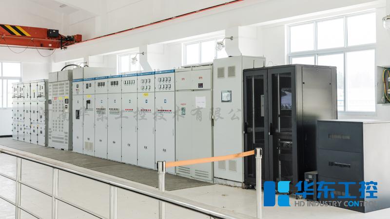 泵站控制系统配电室