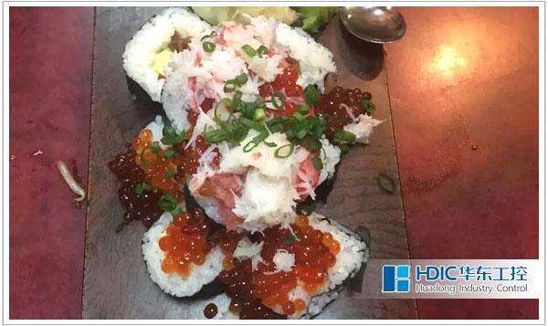 地道的日本寿司