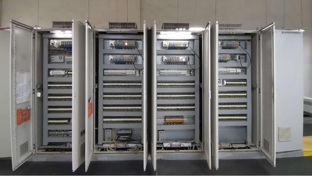 华东工控丨炉料有限公司 600T 的自动化回转窑生产线系统案例