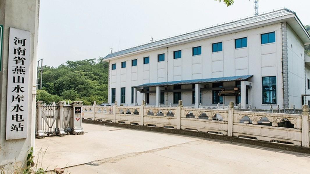 燕山水库泵站自动控制系统