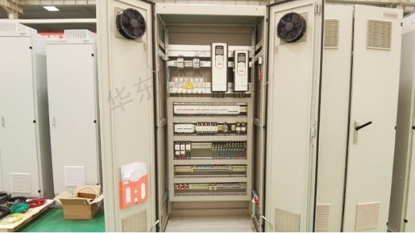 变频控制柜内部图