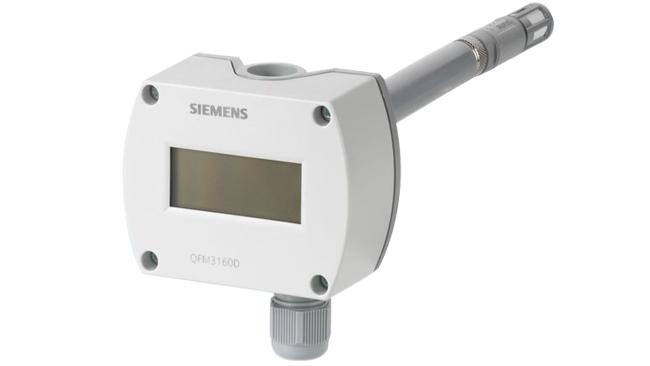 风管温湿度传感器QFM3160D带数显